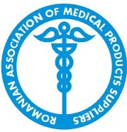 AFPM - The Romanian Association of Medical Products Suppliers logo