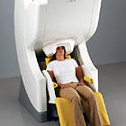 The Elekta Neuromag magnetoencephalography scanner. Photo: Elekta